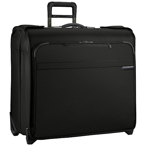 Buy Briggs & Riley Baseline 2-Wheel Suit and Garment Bag Online at johnlewis.com