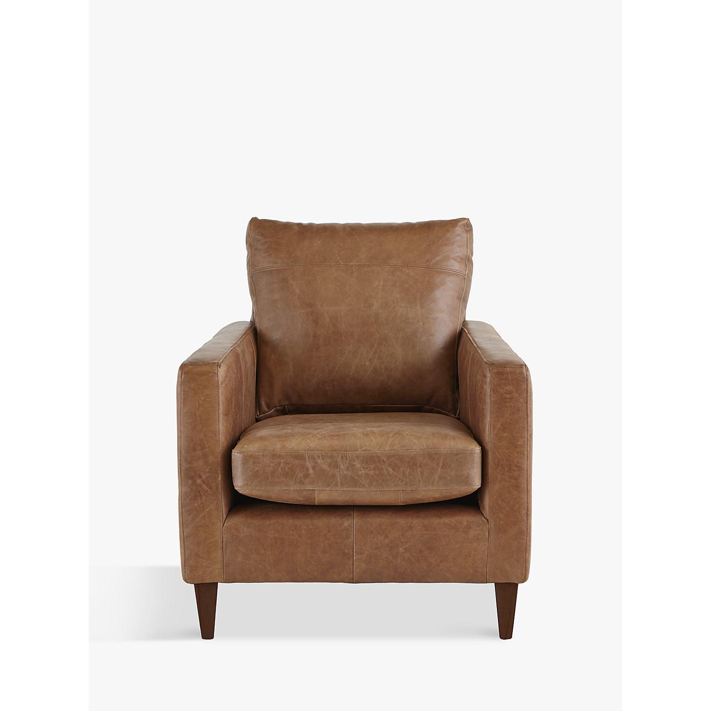 semi aniline leather sofa john lewis bailey medium 2. Black Bedroom Furniture Sets. Home Design Ideas