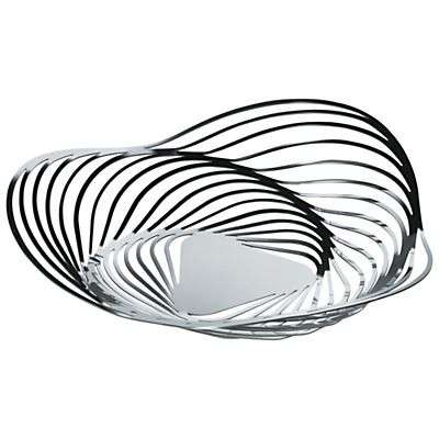 Product photo of Alessi trinity bowl silver