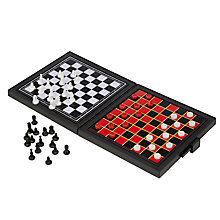 Buy John Lewis 4-in-1 Magnetic Travel Game Online at johnlewis.com