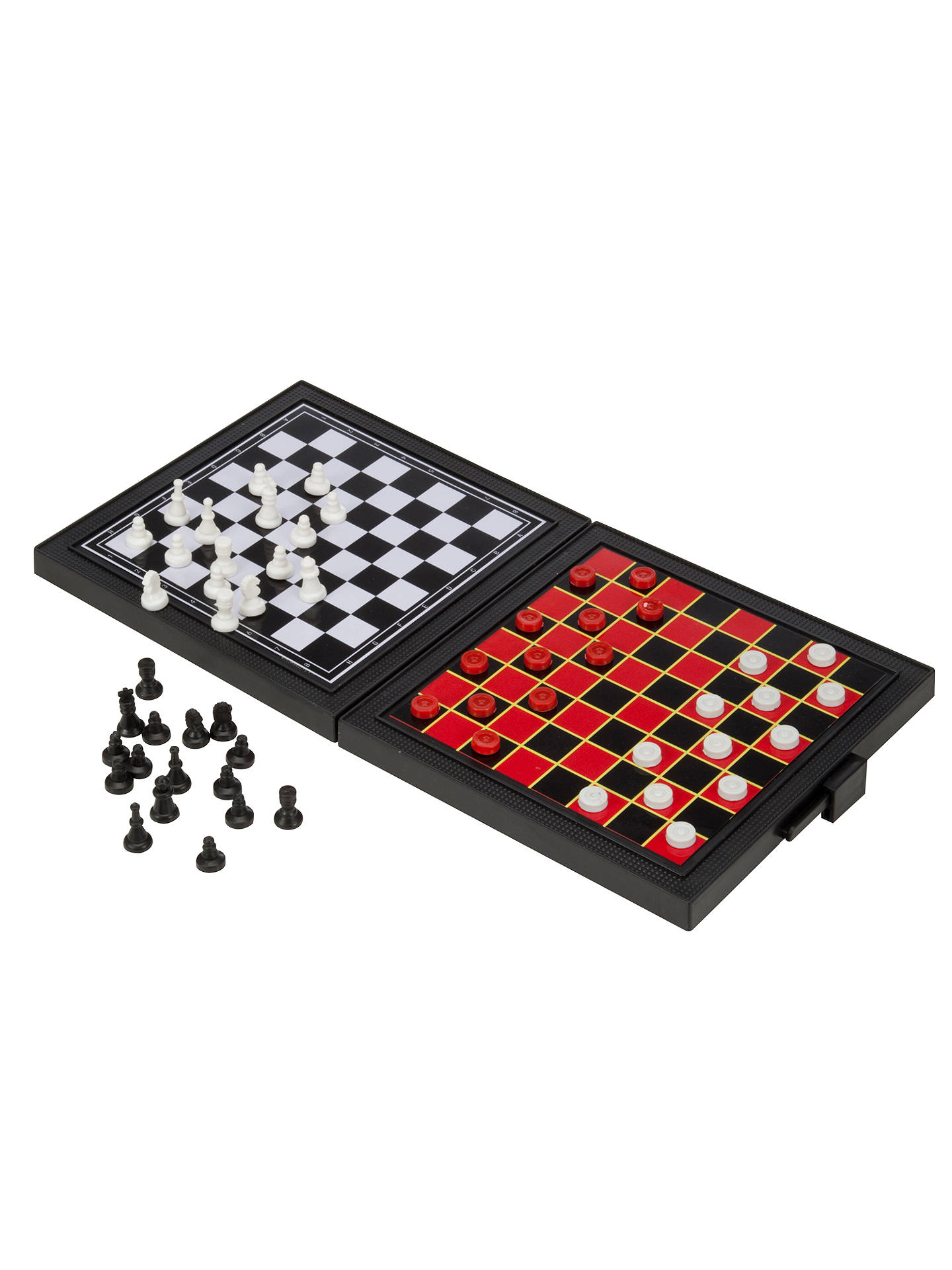 b1368dc24c90 Buy John Lewis 4-in-1 Magnetic Travel Game Online at johnlewis.com ...