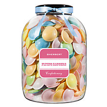 Buy Farhi Flying Saucers Jar, 420g Online at johnlewis.com