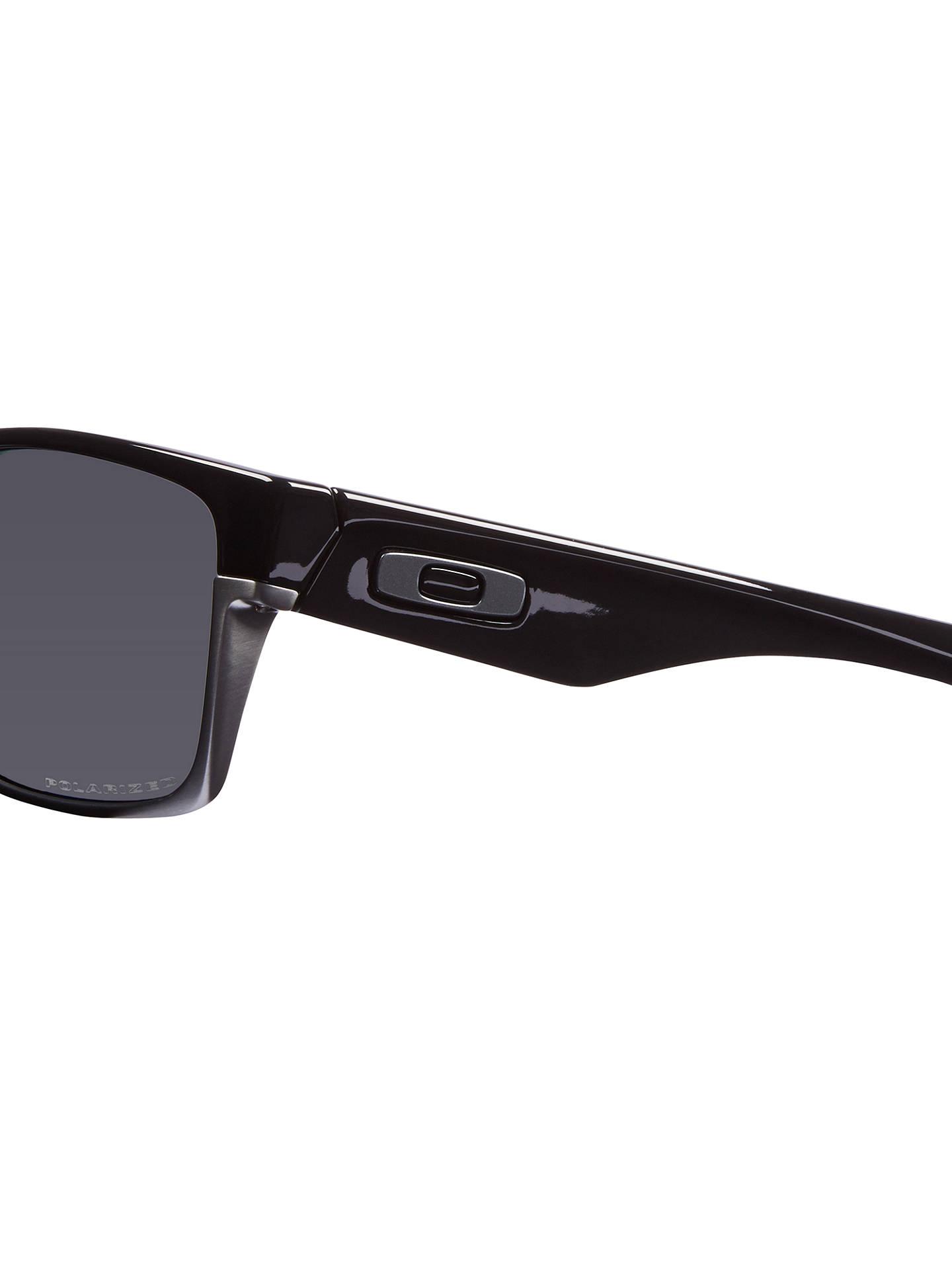 07aad5f5b5 BuyOakley 009189 Polarised Twoface™ Rectangular Frame Acetate Sunglasses
