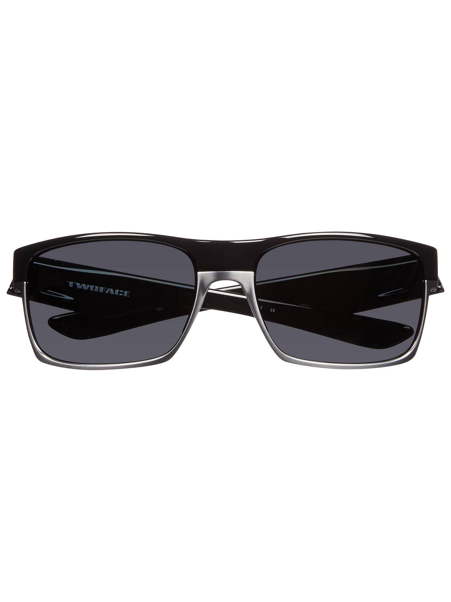 a3d231ef12 BuyOakley 009189 Polarised Twoface™ Rectangular Frame Acetate Sunglasses
