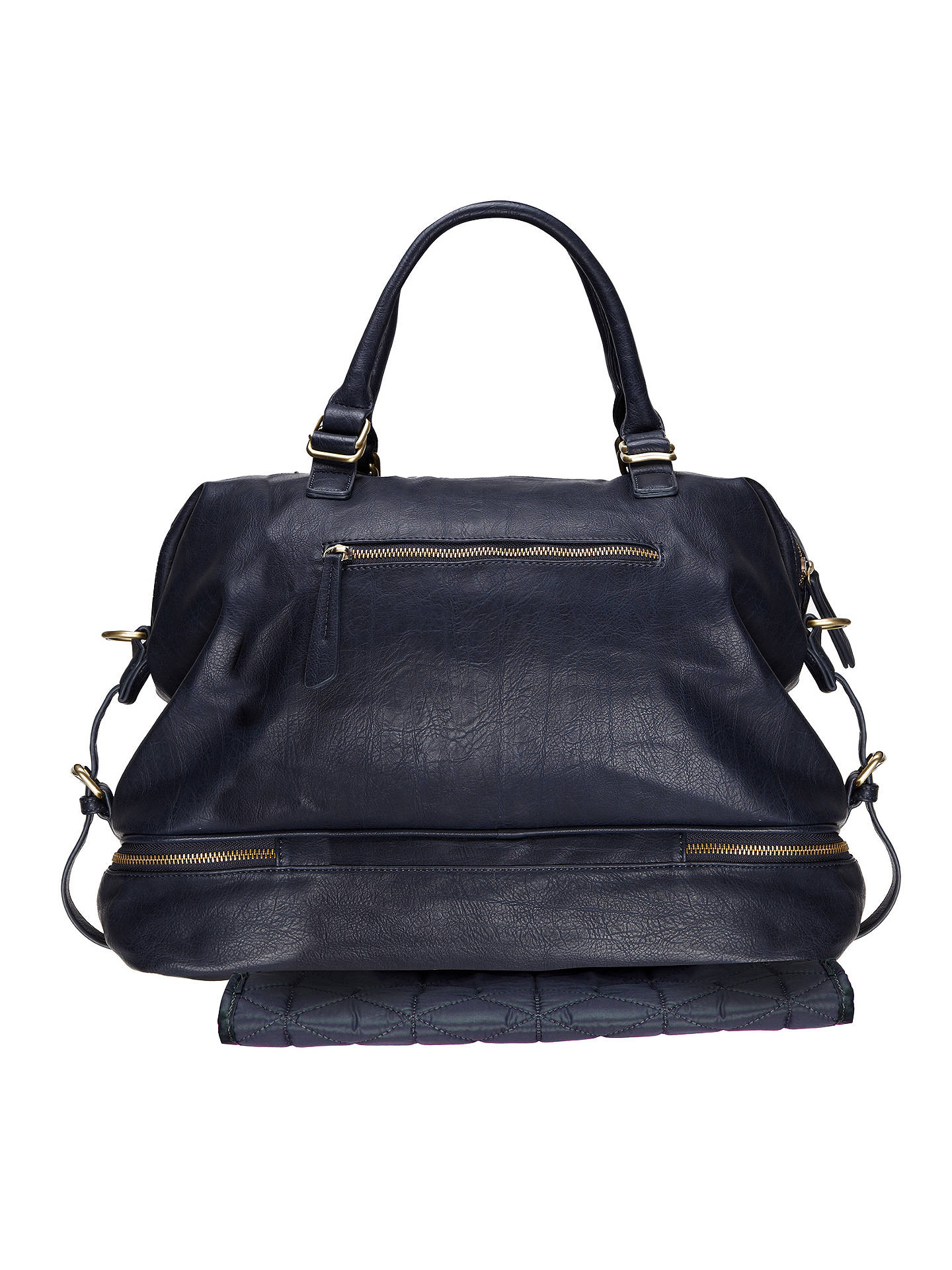 BuySéraphine Changing Bag, Navy Online at johnlewis.com