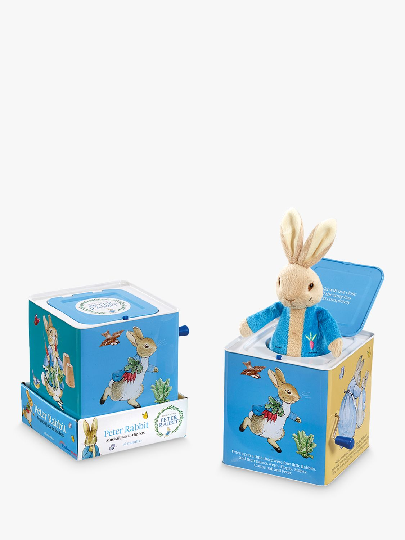 Beatrix Potter Beatrix Potter Peter Rabbit Jack in the Box
