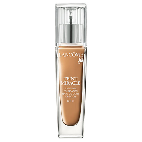 Buy Lancôme Teint Miracle Foundation Online at johnlewis.com