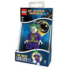 Buy LEGO DC Super Heroes Ke30 Joker Keylight Online at johnlewis.com