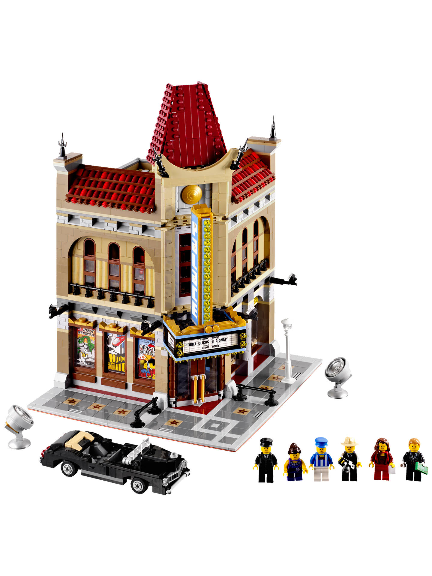BuyLEGO Creator 10232 Palace Cinema Online at johnlewis.com