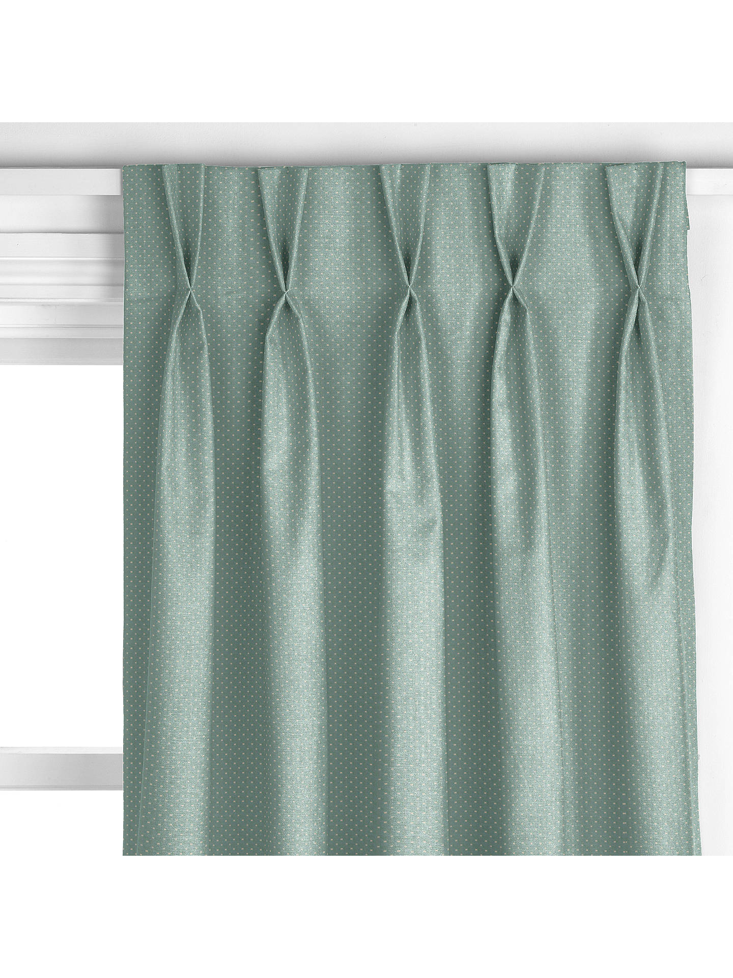 BuyJohn Lewis & Partners Provence Curtain, Duck Egg Online at johnlewis.com