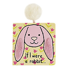 Buy Jellycat If I Were A Rabbit Book Online at johnlewis.com