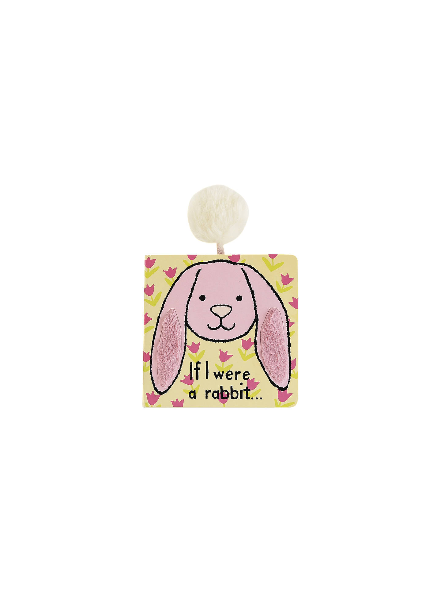 BuyJellycat If I Were A Rabbit Book Online at johnlewis.com
