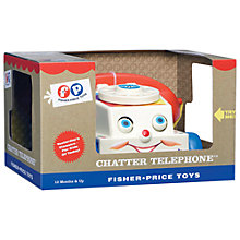 Buy Fisher-Price Chatter Telephone Online at johnlewis.com