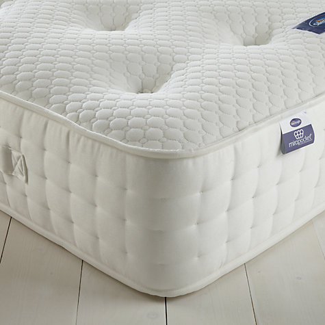 Buy Silentnight Special Mirapocket 2000 Memory Foam Mattress, King Size Online at johnlewis.com