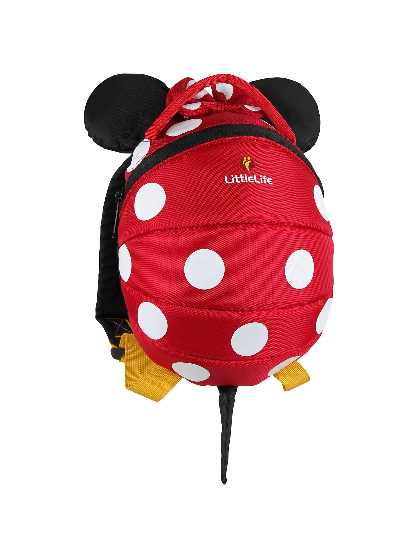 2a45c6bd065 Red Minnie Mouse Backpack- Fenix Toulouse Handball