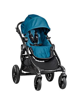 Baby Jogger City Select Pushchair, Teal