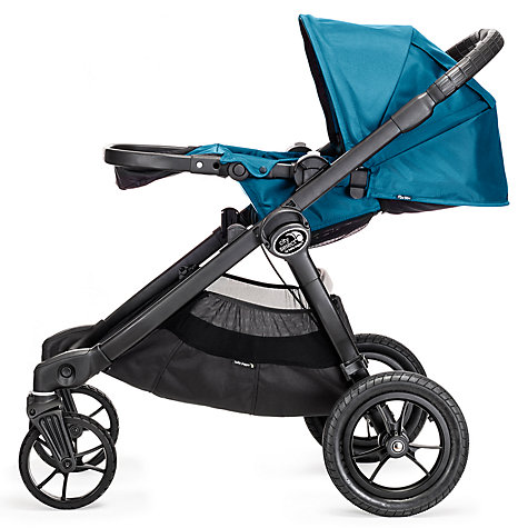 Buy Baby Jogger City Select Pushchair Teal John Lewis