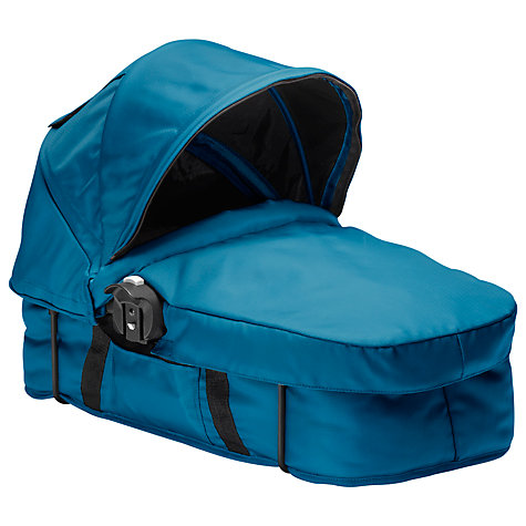 Buy Baby Jogger City Select Carrycot, Teal Online at johnlewis.com
