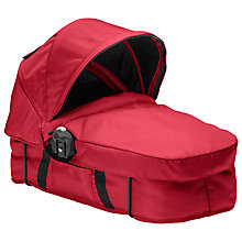 Buy Baby Jogger City Select Carrycot, Red Online at johnlewis.com