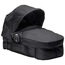 Buy Baby Jogger City Select Carrycot Kit, Black Online at johnlewis.com