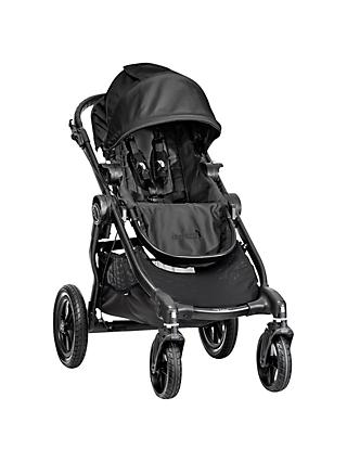 Baby Jogger City Select Pushchair, Black