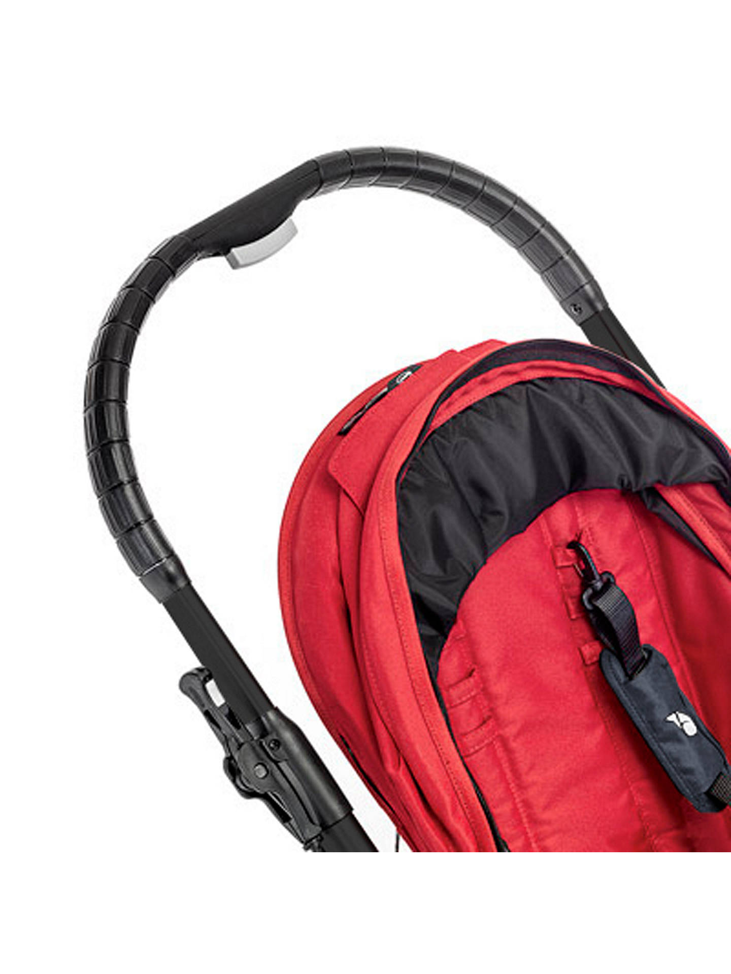 Baby Jogger City Select Second Seat Kit Red At John Lewis