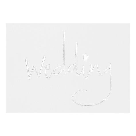 232856360?$prod_main$ buy cca ancona personalised wedding invitations, pack of 60 john,John Lewis Wedding Invitations Personalised