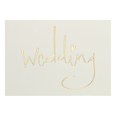 Image of CCA Ancona Personalised Wedding Evening Invitations, Pack of 60