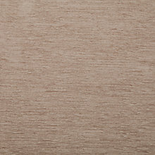 Buy John Lewis Rivoli Woven Chenille Fabric, Mocha, Price Band B Online at johnlewis.com