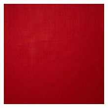 Buy John Lewis Bala Crimson Red Fabric, Price Band A Online at johnlewis.com