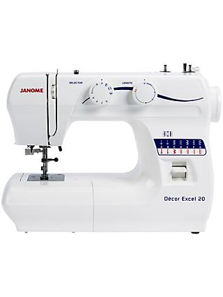 76f15717e15 Sewing Machines | Shop Brother, Janome & Singer | John Lewis