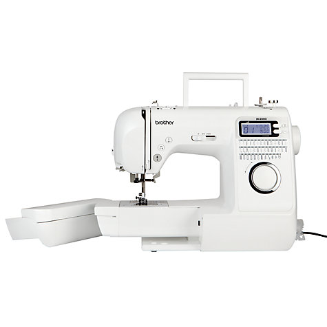 Buy Brother JK4000 Sewing Machine Online at johnlewis.com