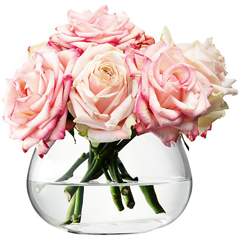 Buy LSA International Flower Table Vase Online at johnlewis.com