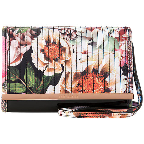 Buy Ted Baker Jerro Floral Mini iPad Case, Multi Online at johnlewis.com