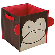 Buy Skip Hop Zoo Storage Bin, Monkey Online at johnlewis.com