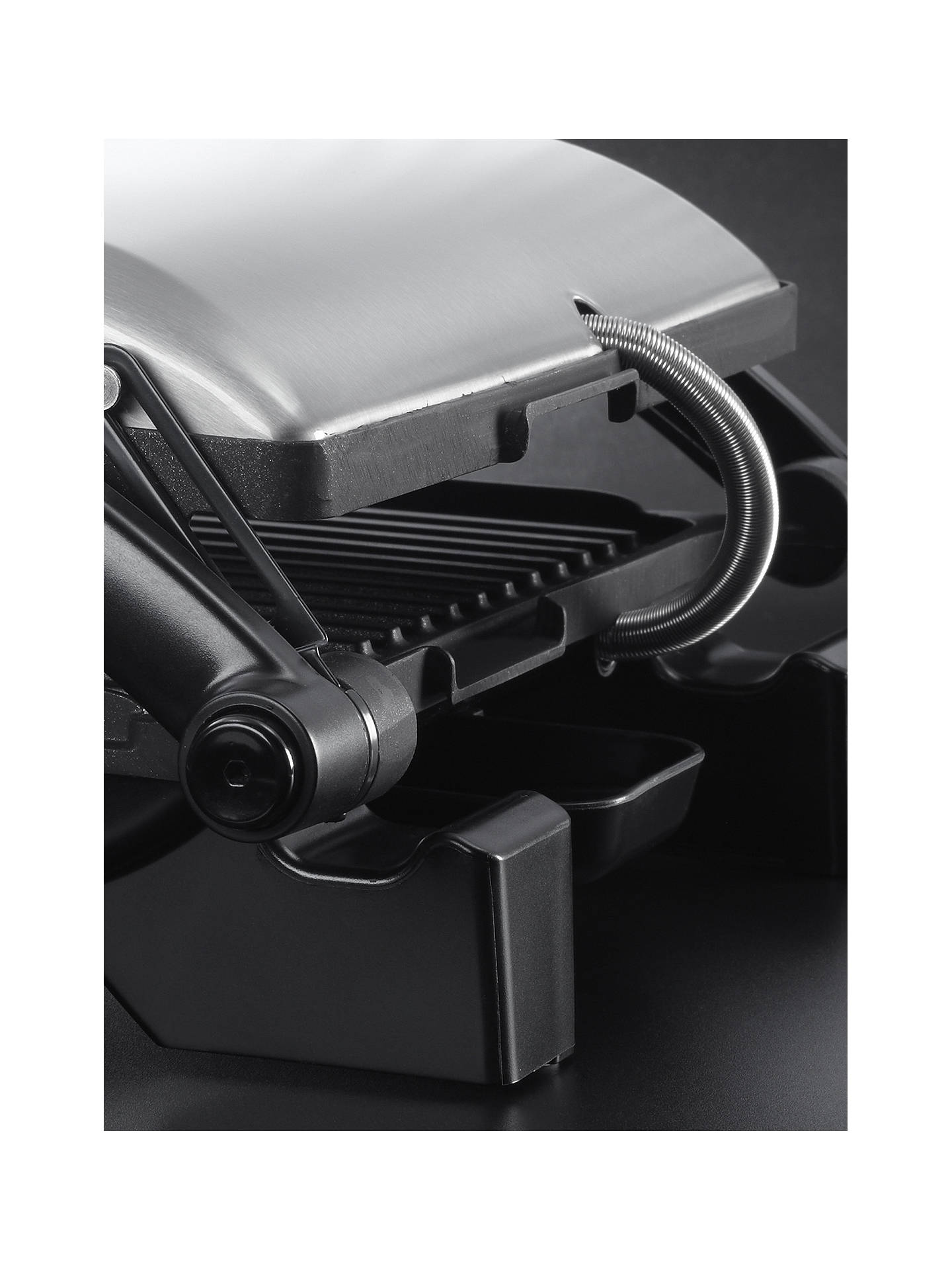 BuyRussell Hobbs Cook at Home 3-in-1 Panini Maker, Grill and Griddle Online at johnlewis.com