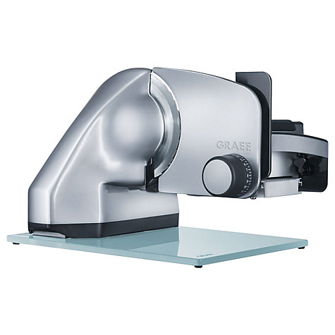 Buy Graef C9 Classic Self-Supporting Serrated Blade Slicer Online at johnlewis.com