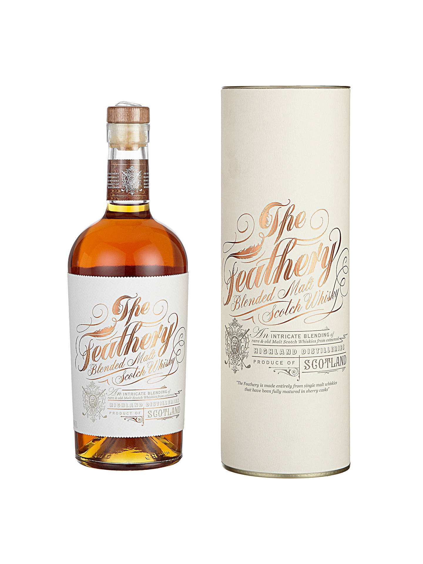 BuyThe Feathery Malt Scotch Whisky, 70cl Online at johnlewis.com