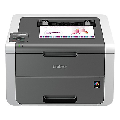 Product photo of Brother hl3140cw wireless colour laser printer