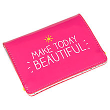 Buy Happy Jackson Travel Card Holder Online at johnlewis.com