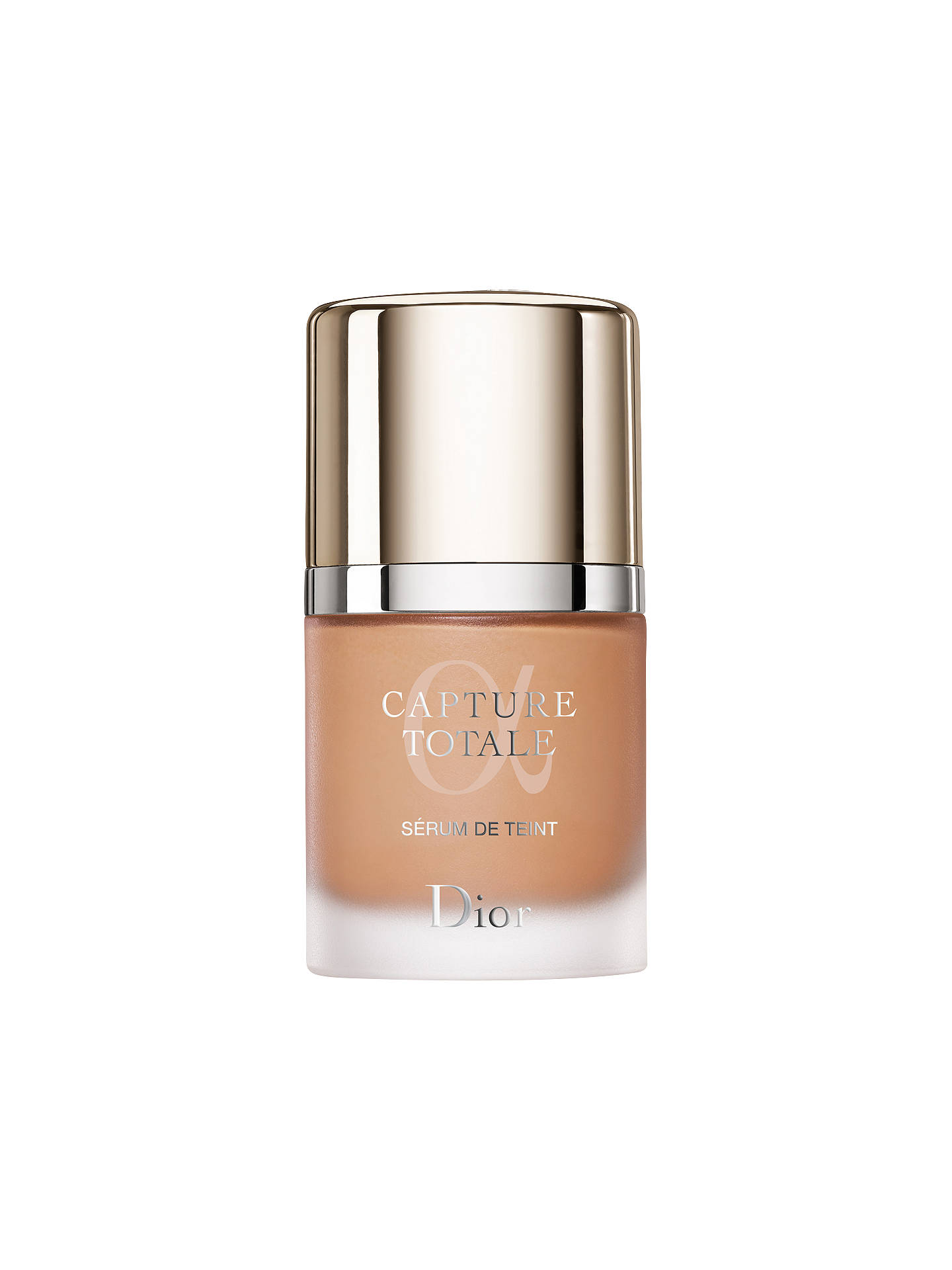 BuyDior Capture Totale Serum Foundation, 040 Online at johnlewis.com