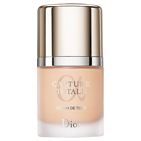 Buy Dior Capture Totale Serum Foundation Online at johnlewis.com