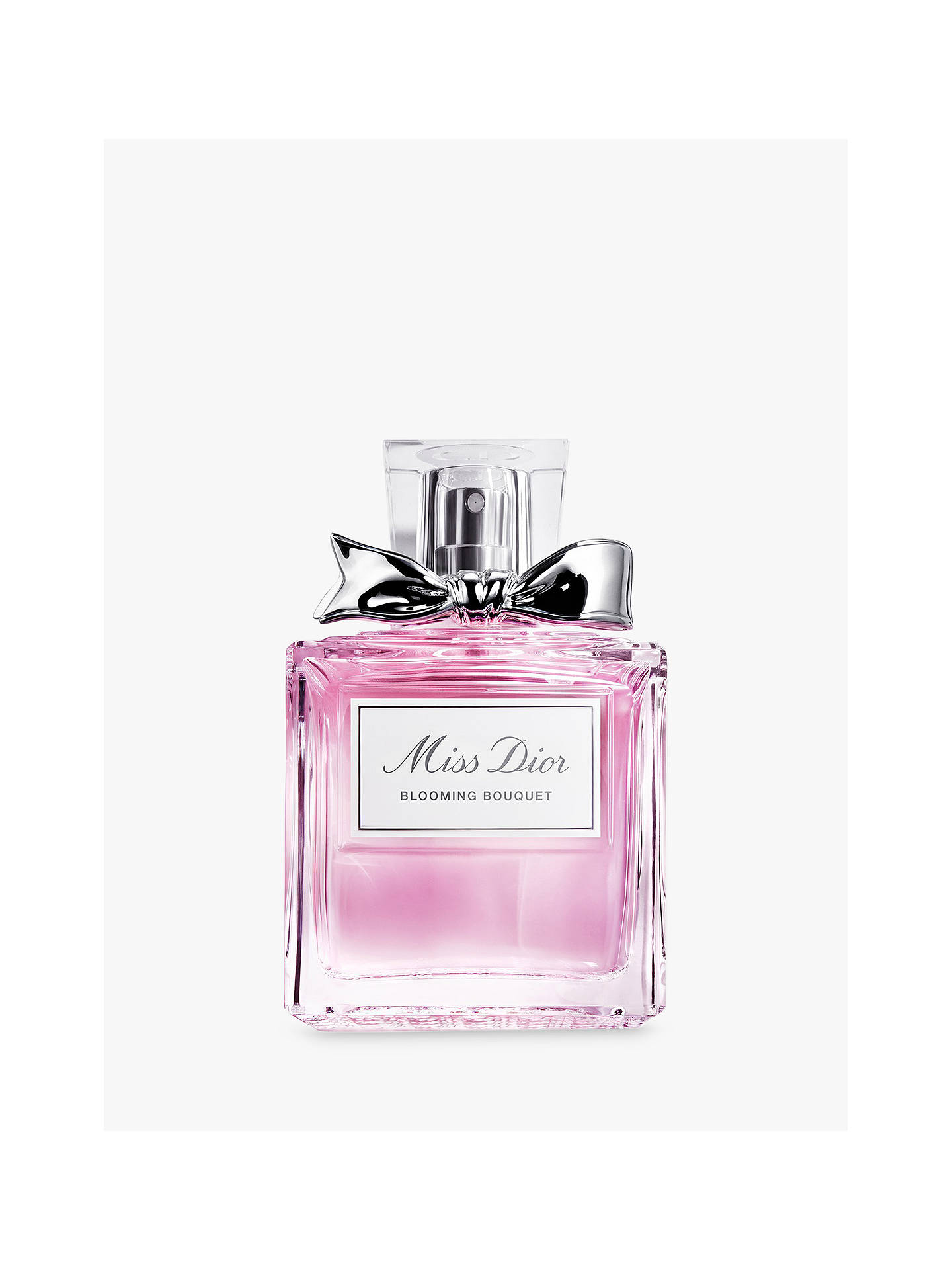 Buy Dior Miss Dior Blooming Bouquet Eau de Toilette, 50ml Online at johnlewis.com