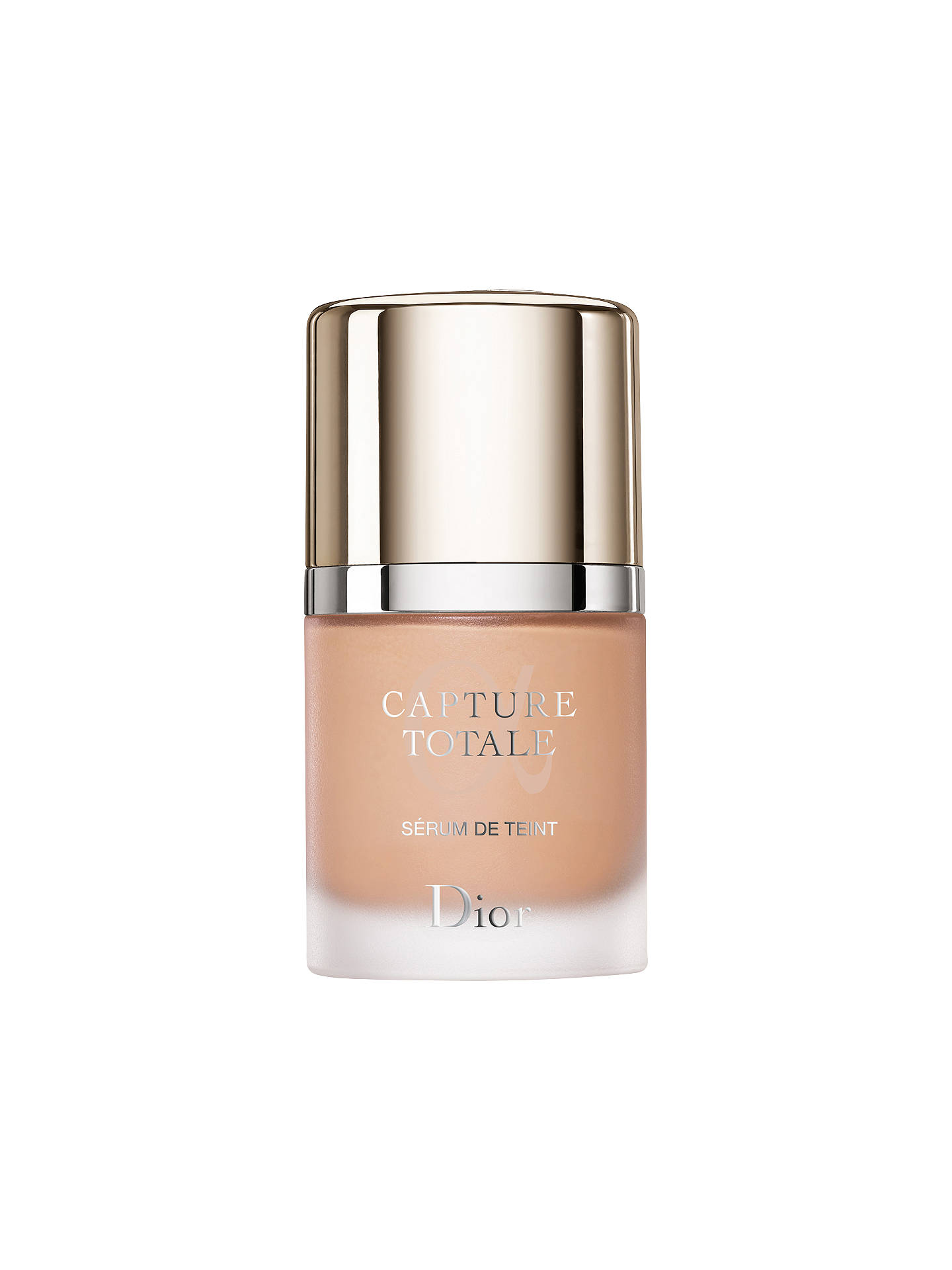 BuyDior Capture Totale Serum Foundation, 032 Online at johnlewis.com