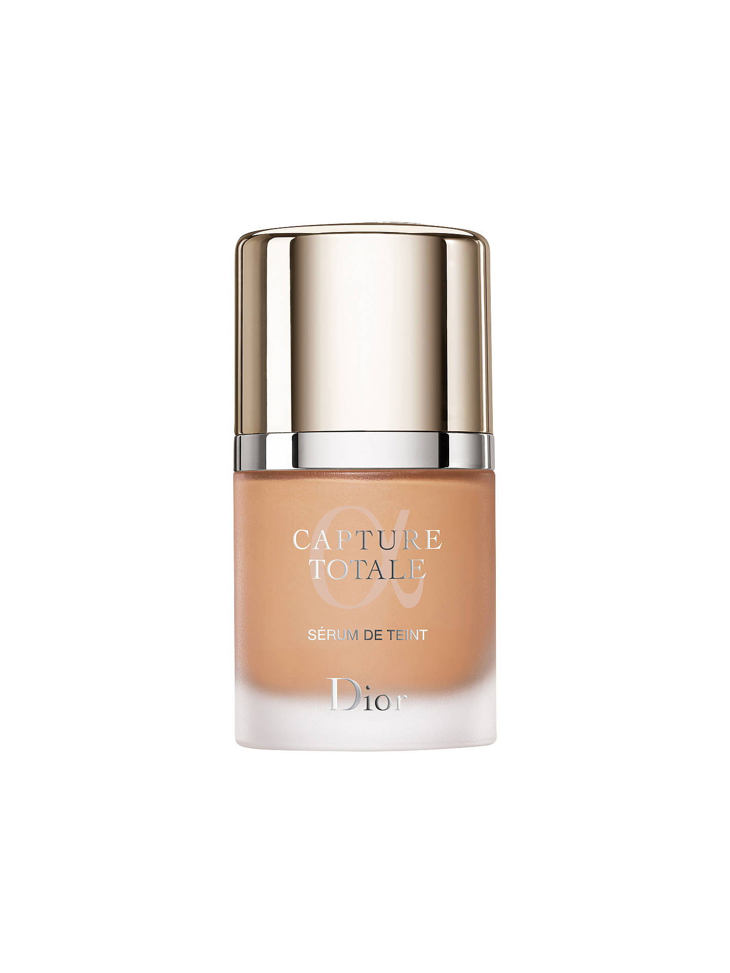 BuyDior Capture Totale Serum Foundation, 033 Online at johnlewis.com