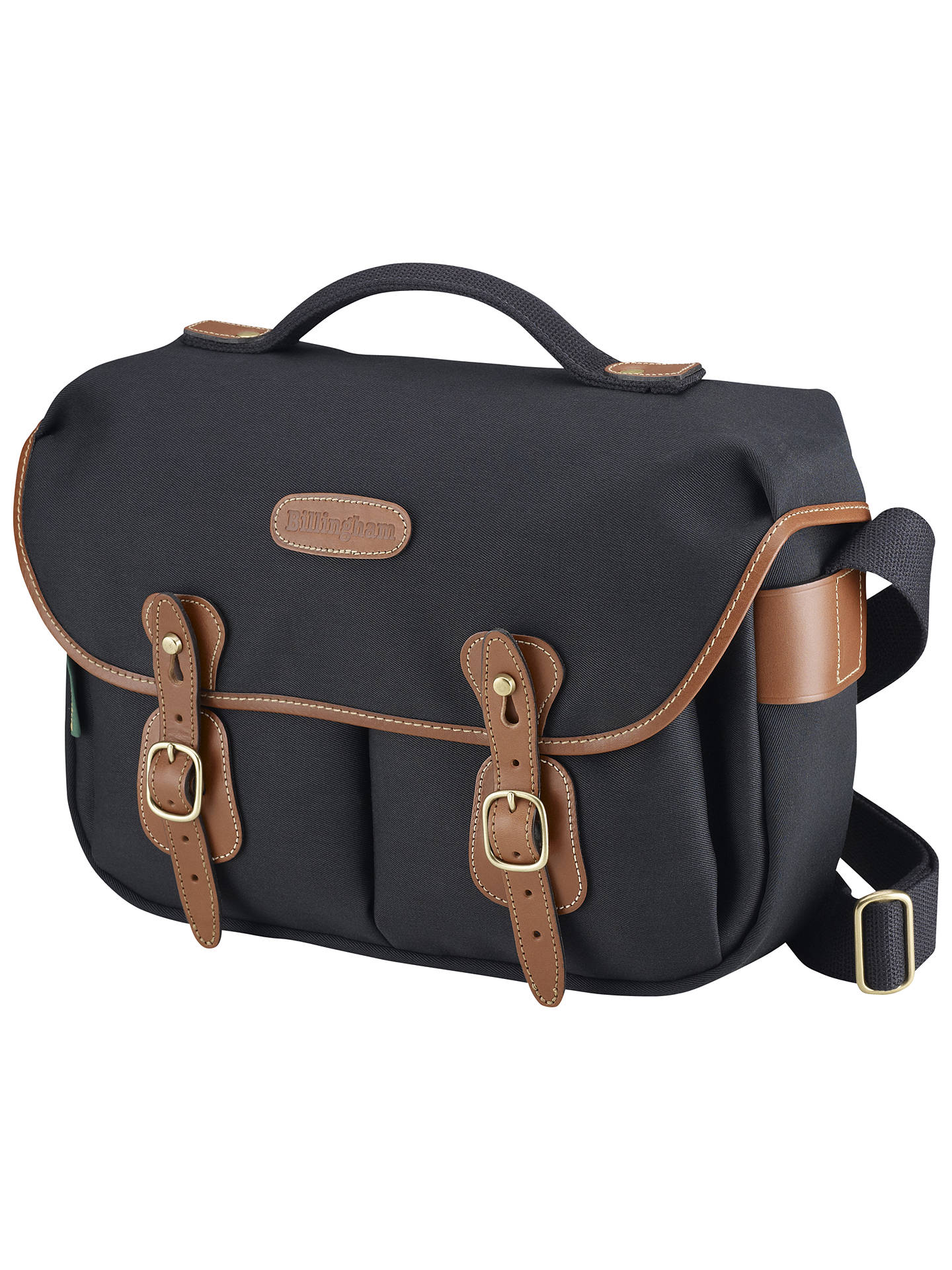 Billingham Hadley Pro Camera Bag For Dslrs Black Tan