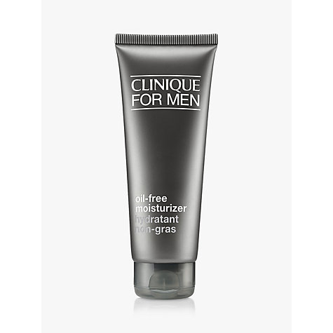Buy Clinique for Men Oil Control Mattifying Moisturiser, 100ml Online at johnlewis.com