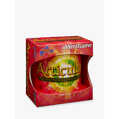 Image of Articulate Mini Game