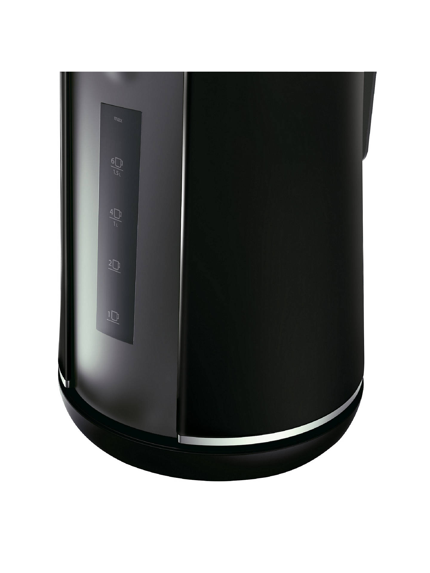 Hotpoint WK 30M AB0 UK Kettle, Black at