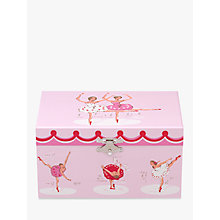 Buy Cath Kidston Ballerinas Musical Jewellery Box Online at johnlewis.com
